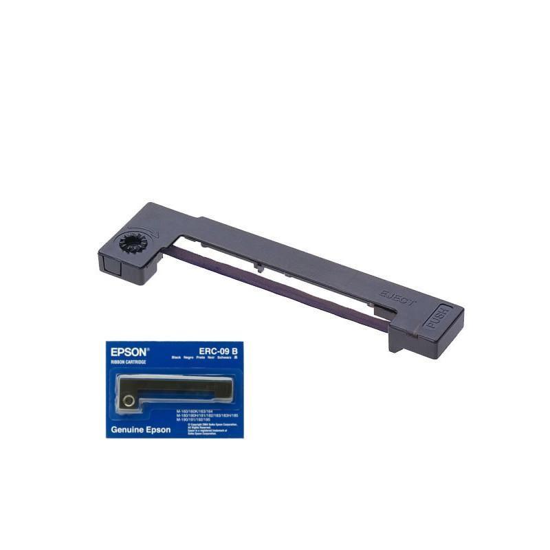 Epson ERC-09B Black ribbon...