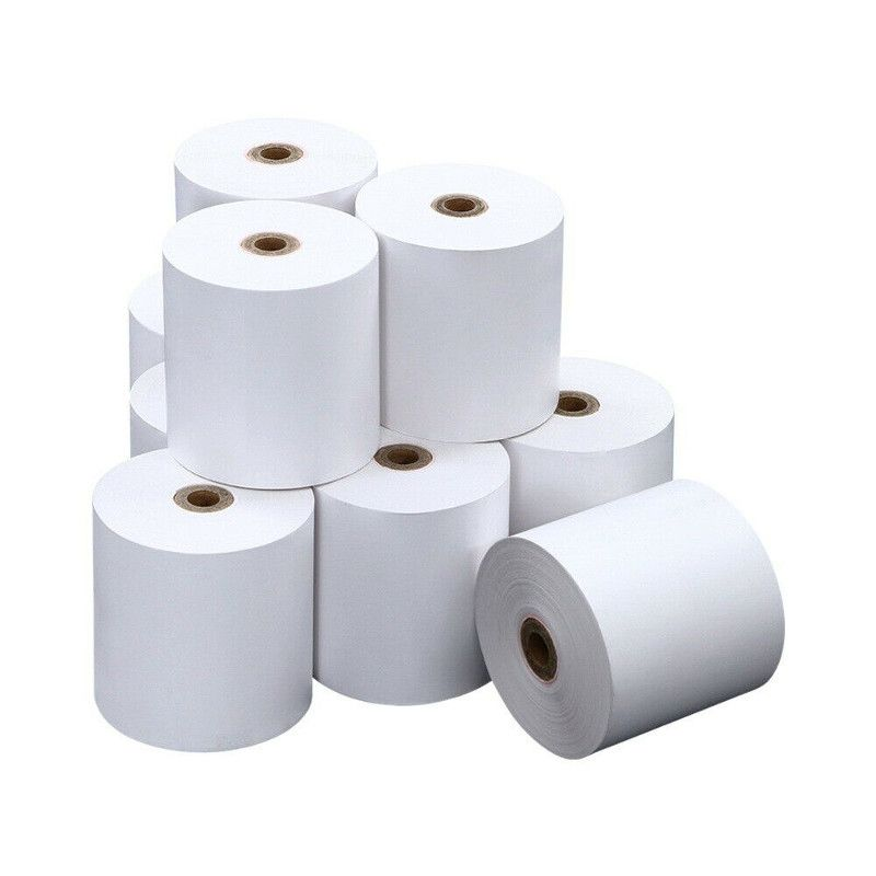 Roll CT80X130-25MM Thermal...