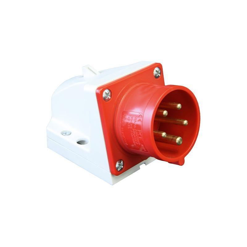 PCE 514-6 Wall mounted plug...
