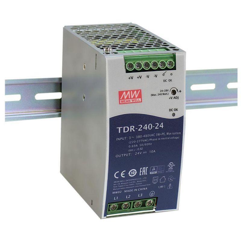 Mean Well TDR-240-24 Power...