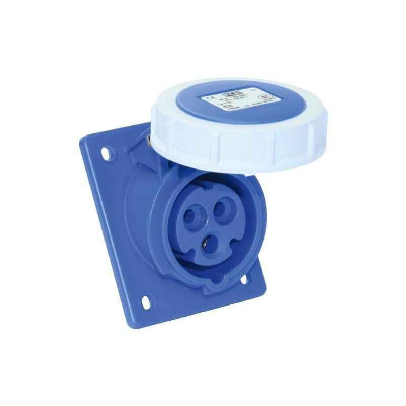 PCE 433-6 Flanged socket...
