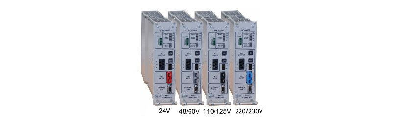 DC-AC INVERTERS FOR INDUSTRIAL APPLICATIONS